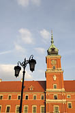 castle stock photography | Poland, Warsaw, Royal Castle, Zamek Kr�lewski, Old Town, Stare Miasto, image id 7-700-7837