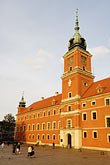 central europe stock photography | Poland, Warsaw, Royal Castle, Zamek Kr�lewski, Old Town, Stare Miasto, image id 7-700-7872