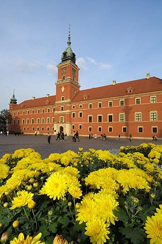 image 7-700-7884 Poland, Warsaw, Royal Castle, Zamek Krolewski, Old Town, Stare Miasto