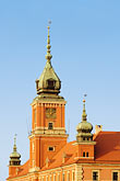 central europe stock photography | Poland, Warsaw, Royal Castle, Zamek Kr�lewski, Old Town, Stare Miasto, image id 7-700-7901