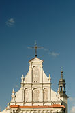 church stock photography | Poland, Lublin, Carmelite Church, image id 7-710-211