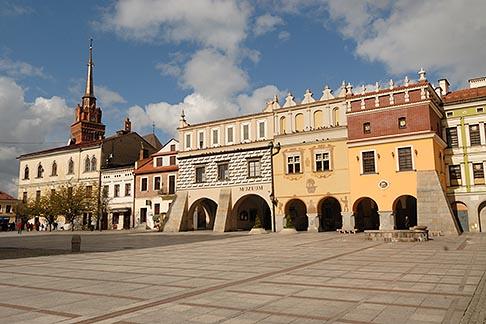 image 7-720-419 Poland, Tarnow, Rynek, Town Square