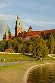 castle stock photography | Poland, Krakow, Wawel, Royal Castle, image id 7-730-472