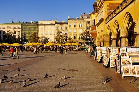 image 7-730-8453 Poland, Krakow, Rynek Glowny, Grand Square,