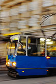 eastern europe stock photography | Poland, Krakow, Tramcar, image id 7-730-8675