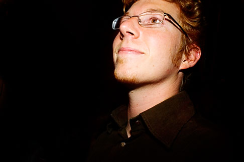 image S5-135-738 Portraits, Man at party