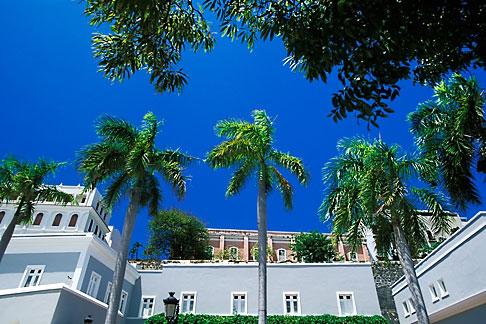 image 1-351-85 Puerto Rico, San Juan, City walls and La Princesa