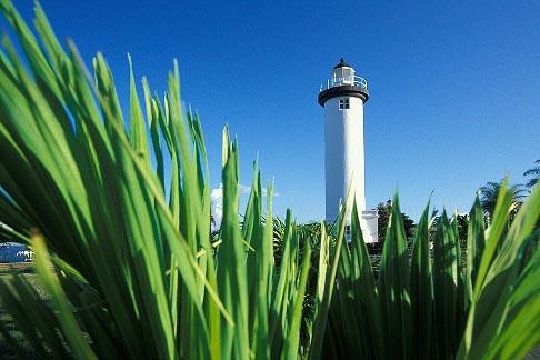 image 1-353-47 Puerto Rico, Rincon, Lighthouse El Faro