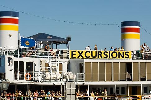 image 5-750-8160 Canada, Quebec City, Cruise Ship