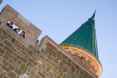 image 5-750-8340 Canada, Quebec City, City Walls