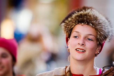 image 5-750-8911 Canada, Quebec City, Fetes de la Nouvelle France, Parade