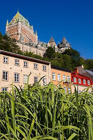image 5-750-9226 Canada, Quebec City, Chateau Frontenac