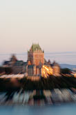 sunrise stock photography | Canada, Quebec City, Frontenac, image id 5-750-9405