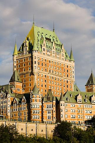 image 5-750-9488 Canada, Quebec City, Frontenac