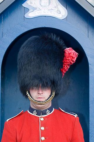 image 5-750-9647 Canada, Quebec City, Citadel, Honor Guard, Royal 22e Regiment