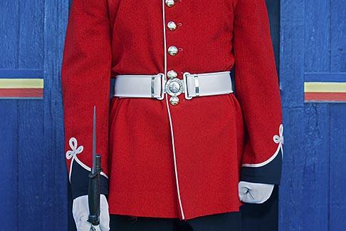 image 5-750-9650 Canada, Quebec City, Citadel, Honor Guard, Royal 22e Regiment