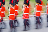 blurred stock photography | Canada, Quebec City, Changing of the Guard, Citadel, image id 5-750-9802