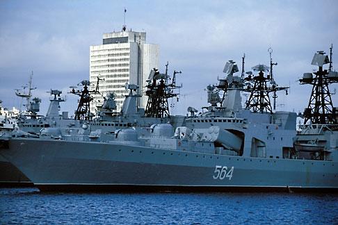 image 2-751-65 Russia, Vladivostok, Vladivostok Harbor