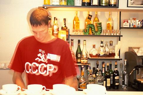 image 2-751-71 Russia, Vladivostok, Paparatsti Restaurant