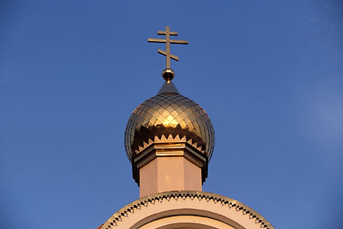 image 2-753-61 Russia, Vladivostok, Orthodox Church
