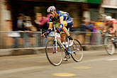 speed stock photography | California, San Francisco, George Hincapie, T-Mobile International Road Race, image id S4-390-2862