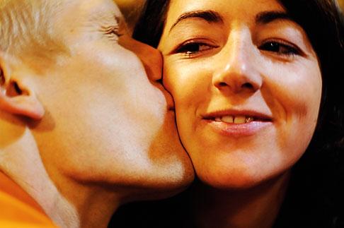 image S4-534-9664 Portraits, David and Noelia