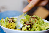 nourishment stock photography | Food, Making guacamole, image id S5-132-75