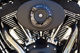 shiny stock photography | Detail, Motorcycle engine, image id S5-145-21