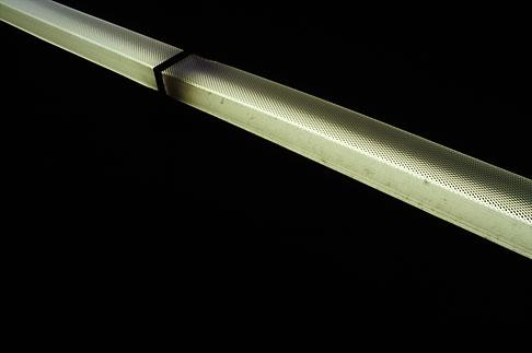 image S5-162-1 Detail, Flourescent Light Fixture