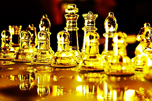 image S5-35-2427 California, Chess Pieces