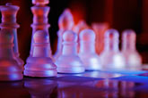 attainment stock photography | California, Chess Pieces, image id S5-35-2441
