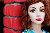 color stock photography | California, Berkeley, Mannequin, image id S5-60-3534