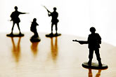 horizontal stock photography | Toys, Toy soldiers, image id S5-64-3805