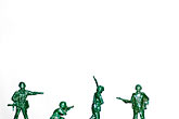 outline stock photography | Toys, Toy soldiers, image id S5-64-3837