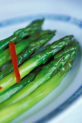 image 3-1010-64 Food, Asparagus