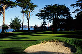 bay stock photography | California, San Francisco, Lincoln Park Golf Course, image id 3-1011-4