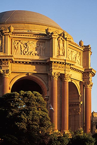 image 3-189-6 California, San Francisco, Palace of Fine Arts