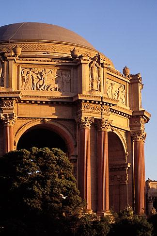 image 3-189-7 California, San Francisco, Palace of Fine Arts