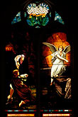 interior of church stock photography | California, San Francisco, Angel of Resurrection, Stained Glass, image id 4-232-4