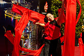 chinatown stock photography | California, San Francisco, Chinese Dancer, image id 5-620-3034