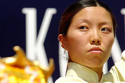 image 5-620-9569 California, San Francisco, Chinese Martial Artist