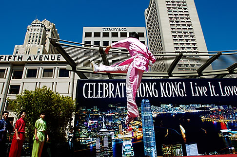 image 5-620-9629 California, San Francisco, Hong Kong Tourist Board show