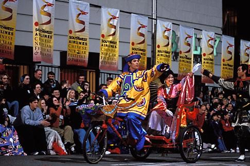 image 9-170-8 California, San Francisco, Chinese New Years Parade