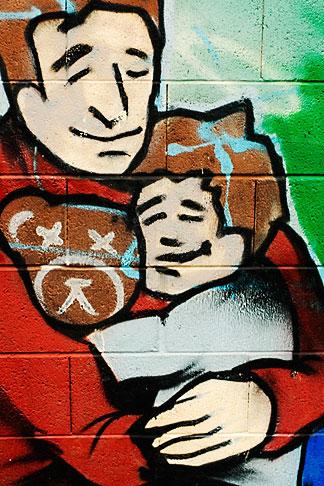 image S4-311-037 California, San Francisco, Graffiti