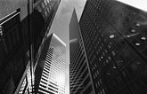 black and white stock photography | California, San Francisco, Financial District, image id S5-141-9