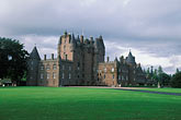 sky stock photography | Scotland, Angus, Glamis Castle, image id 1-520-20
