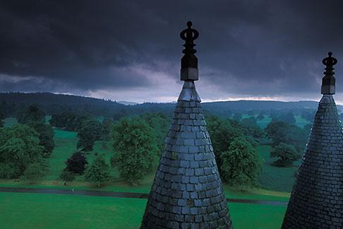 image 1-521-28 Scotland, Angus, Glamis Castle