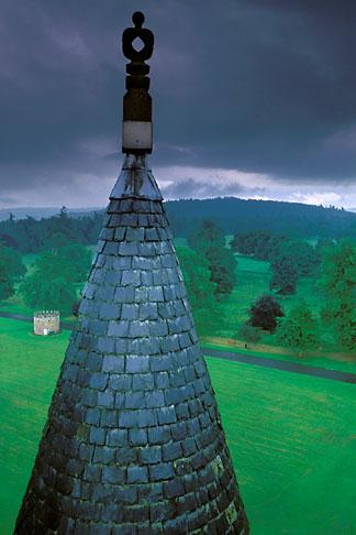image 1-521-29 Scotland, Angus, Glamis Castle
