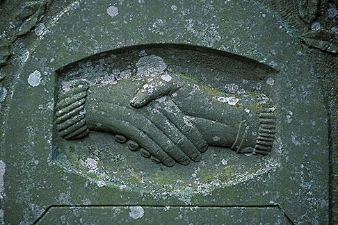 image 1-524-34 Scotland, Angus, Gravestone, St Fergus Church, Glamis Village