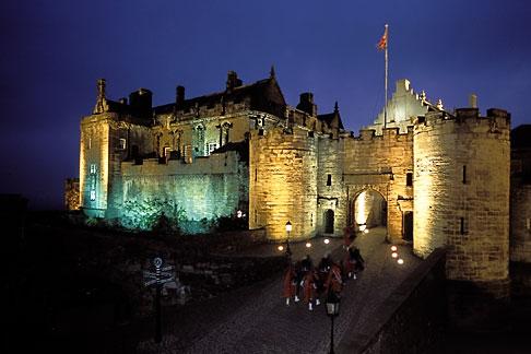 image 1-555-60 Scotland, Stirling, Stirling Castle